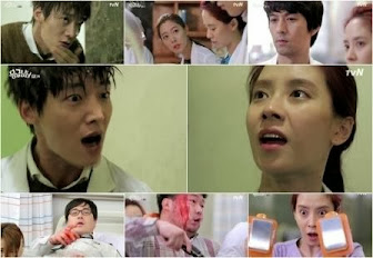 Chemistry Choi Jin Hyuk dan Song Ji Hyo di 'Emergency Couple' Episode 2