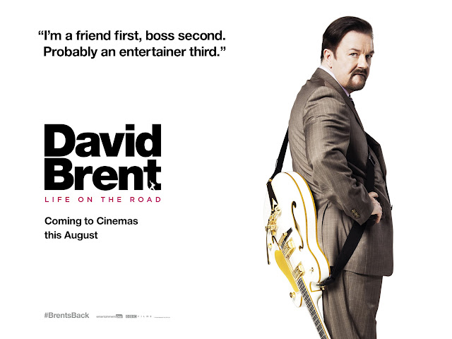 David Brent: Life on the Road Quad Poster