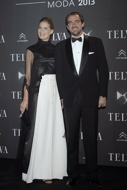 Prince Nikolaos and Princess Tatiana
