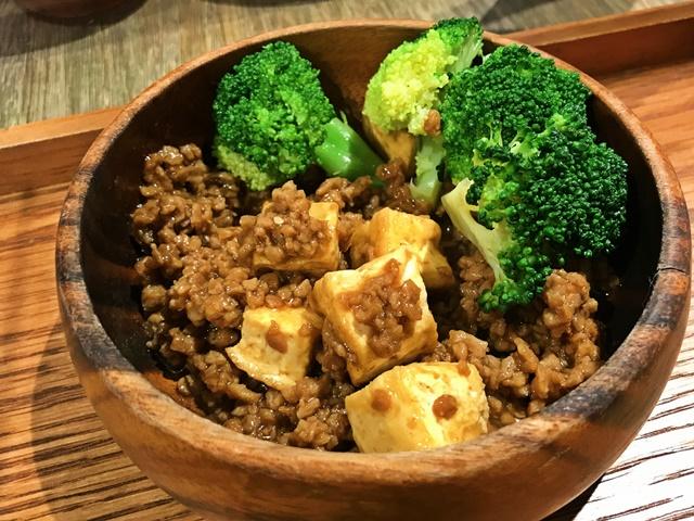 米堂照燒豆腐Mitang南西店~台北捷運中山站素食、中山區新光三越蔬食