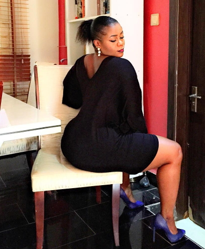 nollywood actress biggest butt