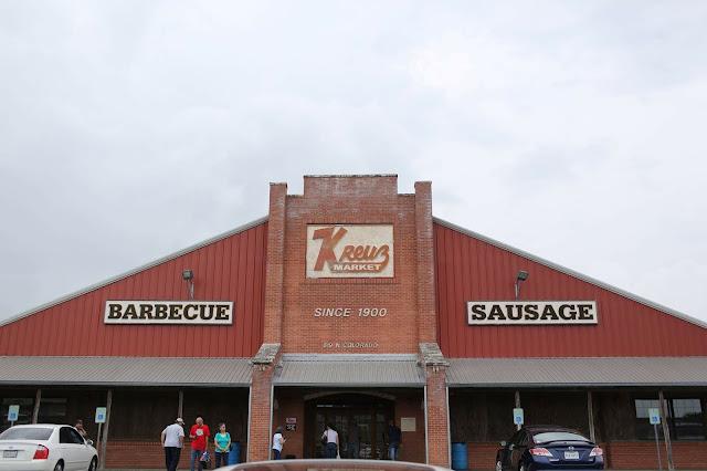 Kreuz Market Lockhart Texas