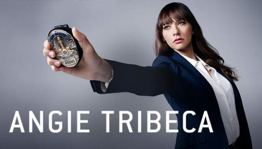 Rashida Jones es Angie Tribeca