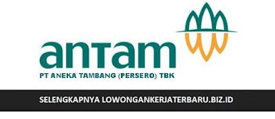 LOWONGAN KERJA ONLINE TERBARU - LOKER BUMN PT ANEKA TAMBANG (Persero) MEI 2017