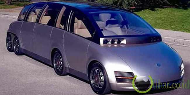 KAZ, Limousine listrik