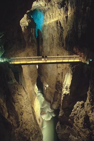 Cueva de Skocjan Eslovenia
