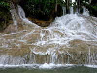 3 The Most Glorious Waterfall, Longest in Indonesia (North Sumatra)