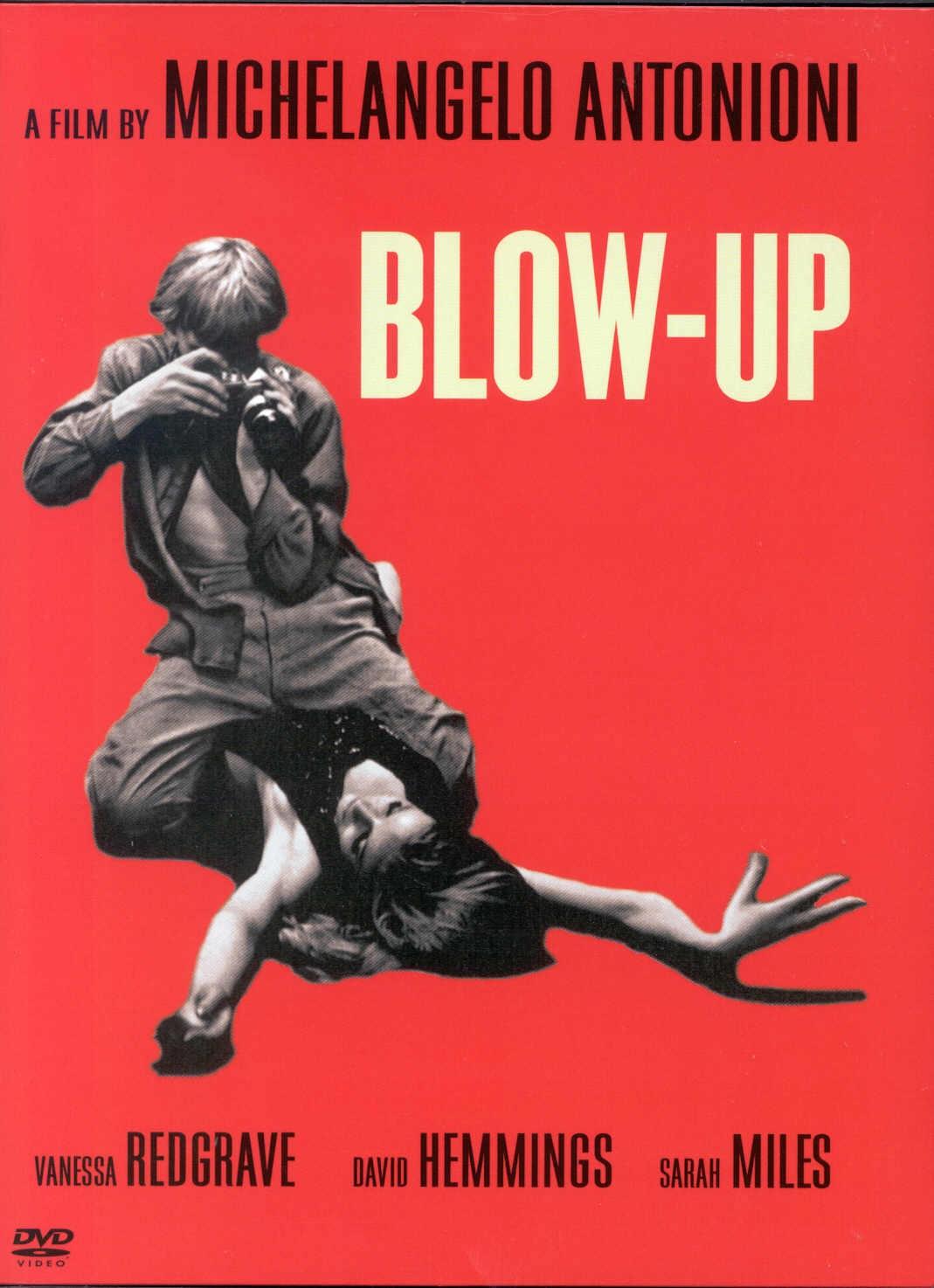 Poster do filme Blow-Up - Depois Daquele Beijo