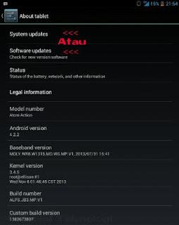 Pembaruan system operasi Android