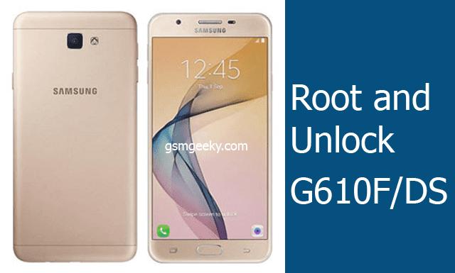 Samsung J7 Prime (SM-G610F) Nougat 7 0 Root File Free Download 10000