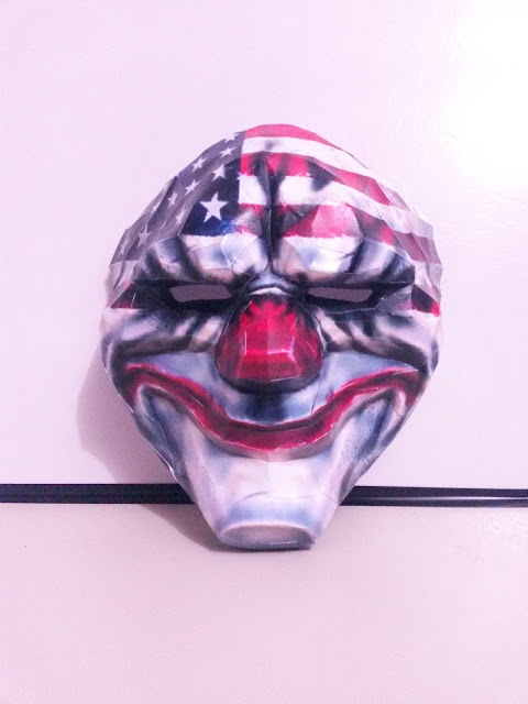 Mascara do Dallas - PayDay