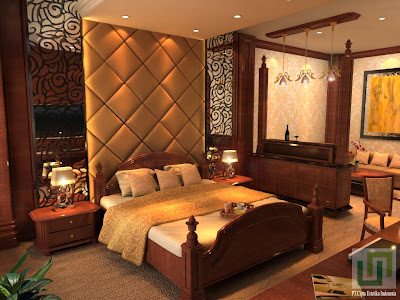 Kitchen Design Gallery: Luxury bedroom design
