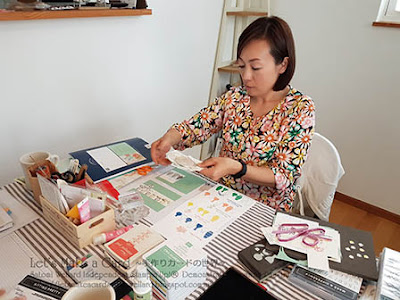 Stampin Friends Satomi Wellard-Independent Stampin'Up! Demonstrator in Japan and Australia, #su, #stampinup, #cardmaking, #papercrafting, #rubberstamping, #stampinuponlineorder, #craftonlinestore, #papercrafting  #スタンピン #スタンピンアップ #スタンピンアップ公認デモンストレーター #ウェラード里美 #手作りカード #スタンプ #カードメーキング #ペーパークラフト #スクラップブッキング #ハンドメイド #オンラインクラス #スタンピンアップオンラインオーダー #スタンピンアップオンラインショップ  #動画 #フェイスブックライブワークショップ  #スタンプ大会