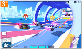 SUP Multiplayer Racing MOD Unlimited Coin Money v1.2.5 Apk