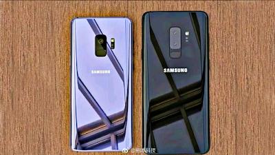 Seperti Inikah Penampakan Samsung Galaxy S9 dan Galaxy S9+?