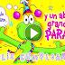 FELIZ CUMPLEAÑOS Y HAPPY BIRTHDAY / POSTALES ANIMADAS GRATIS