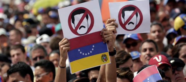 66,1% está contra Maduro a pesar de los bonos y aumentos salariales según encuestadora Pronóstico