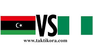 ليبيا ونيجيريا بث مباشر بتاريخ