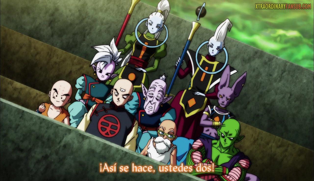 Ver Dragon Ball Super El Torneo del Poder - Capítulo 120