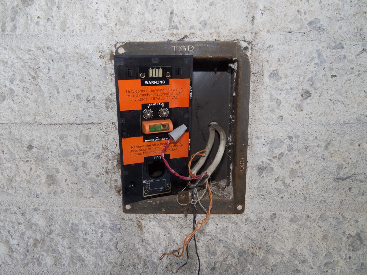 home doorbell wiring data wiring diagram today [ 1200 x 900 Pixel ]