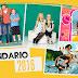 Marzo - Calendario de Disney Channel   Año 2016