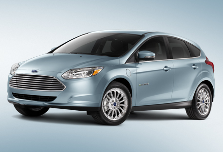 California Tax Credit Ford Will Be Marketing Its All Electric Focus Model A 4 Dr 5 Penger Hatchback 23 Kwh Lithium Ion Battery Using 220 240 V