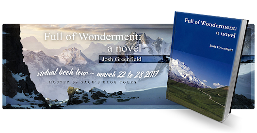 Full of Wonderment: a Novel By Josh Greenfield Spotlight and Q&A!