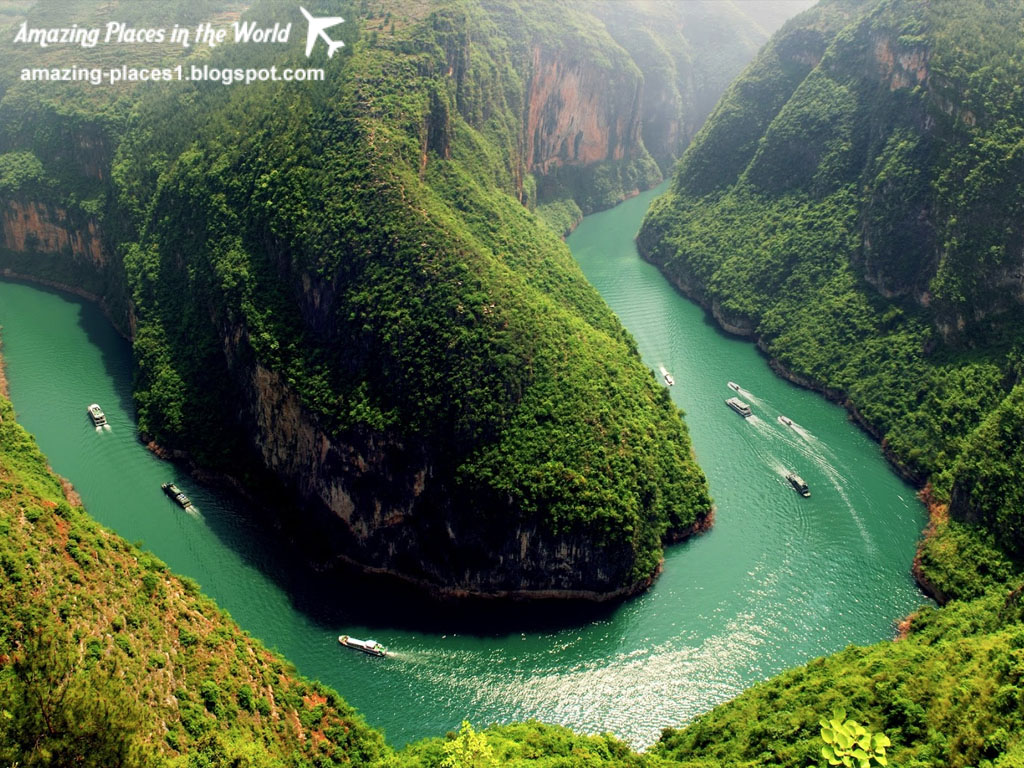 Most Beautiful Places In China Photos Of Wonderful