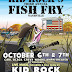 IT'S ON - KID ROCK'S 3RD ANNUAL FISH FRY ANNOUNCED FOR OCTOBER 6 AND 7