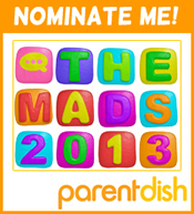 2013 MAD Blog Awards