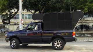 Começa emissão de licença para carros de som nas eleições