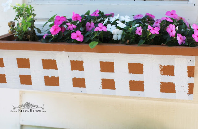 Window Box Paint Fail, Bliss-Ranch.com