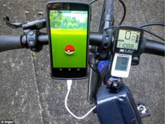 Pokemon Go Putting gamers in danger