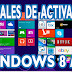 Serial para activar windows 8 y 8.1 - Activacion de windows completa