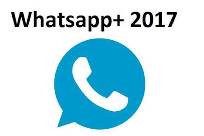 Download Dual WhatsApp+ 2017 Base Version 2.17.223