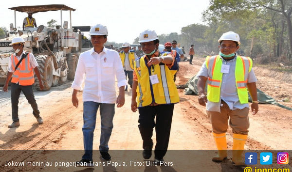 31 Pekerja Dibantai, Apakah Benar Papua Butuh Pembangunan Fisik? Ternyata Ini Pesan buat Jokowi