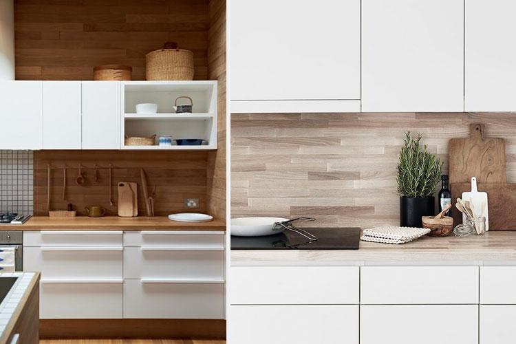 Marzua revestimiento de frentes de cocina - Limpiar baldosas cocina ...