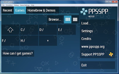 Cara Memainkan Game PSP di Komputer Windows