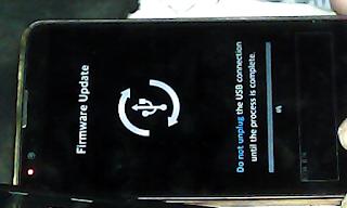 Cara Flash Hp Android LG Via Flashtool