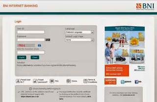Cara Daftar Internet Banking BNI dan Langsung Aktivasi