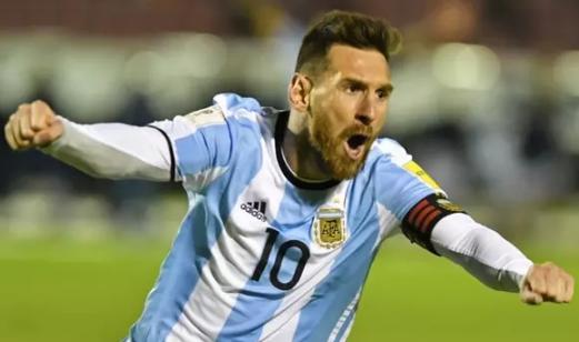 AGEN BOLA - Berkat Messi Cetak Hattrick Argentina Lolos Ke Piala Dunia 2018