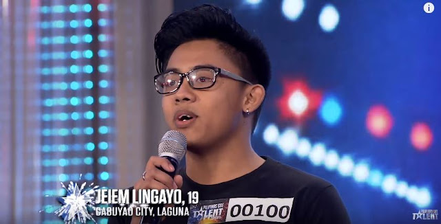 LOOK: The Judges Were Shocked By The Mixed Talents Of Jeiem Lingayo