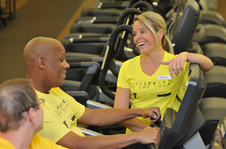 Announcing Spring Livestrong at the YMCA