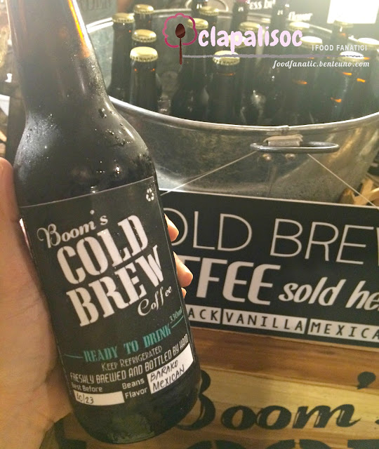 Boom's Cold Brew Coffee Mexican