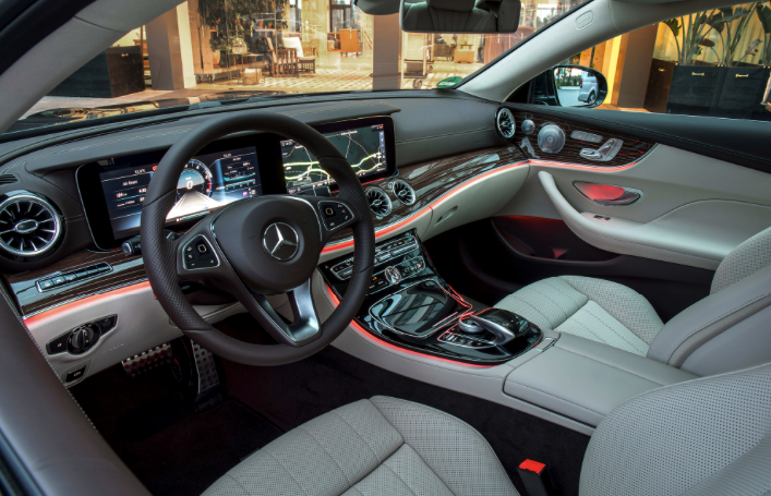 2018 Mercedes Benz E400 4Matic Coupe Review Car And