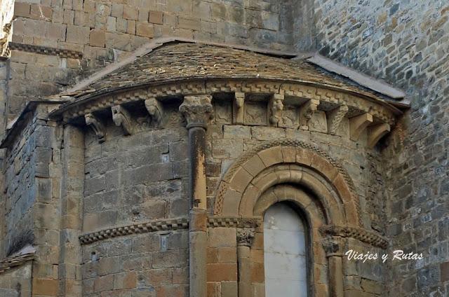 Románico de la catedral de Jaca