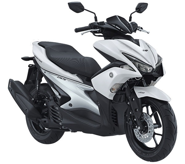 Yamaha Aerox 155 VVA Versi S