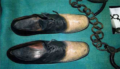 Sepatu manusia