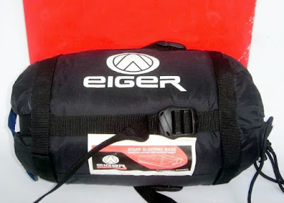 Review Sleeping Bag Eiger Esplanade