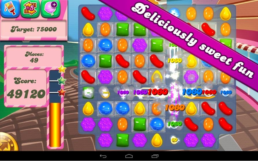 Candy Crush Saga v1.32.0 Apk